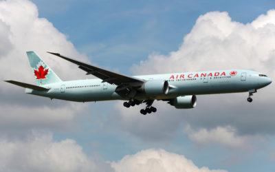 Que propose Air Canada en cas d'annulation ou de refus d'embarquement ?